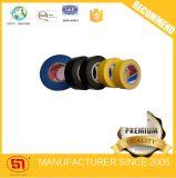 Bande de PVC noire, bande de PVC de harnais de câblage de télécommunication
