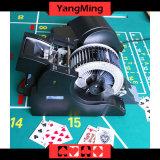كازينو آليّة ذكيّة عملية محراك بطاقة [شوفّلر] آلة لأنّ 8 ظهر مركب [بلي كرد] مع 17 أنواع معياريّة كازينو لعب [يم-كس04]