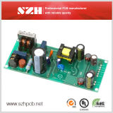 Conjunto Turnkey PCBA da placa do sistema de alarme PWB do incêndio do circuito integrado