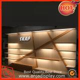 Shop Display Shelving Units Store Armoires vitrées Boîtiers