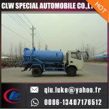 3cbm-5cbm下水の吸引のトラック