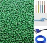 생산 라인을 재생하는 폐기물 플라스틱 작은 알모양으로 하기 밀어남