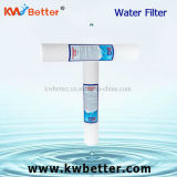Filtro em caixa de água dos PP com o filtro em caixa girado de água