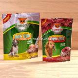 Sac de empaquetage comique avec la tirette pour des aliments pour chiens