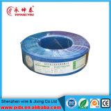 Da isolação de cobre do PVC do condutor de H07V-R Nya fio elétrico encalhado único núcleo
