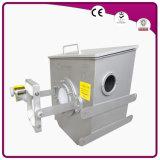 Sistema ultrasónico para la medida del espesor del tubo del PE