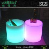 Cube extérieur en meubles de décoration d'éclairage LED de RVB (LDX-C12)