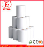 Rodillo 80m m de papel termal de la caja registradora de POS/ATM 57m m