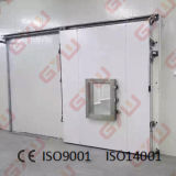 Porte coulissante pour l'entreposage au froid/chambre froide