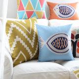 cuscini decorativi bianchi della pianura della gomma piuma del PE del quadrato di pollice 22X22