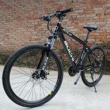 24 bicicletas de montanha da liga de alumínio da velocidade MTB