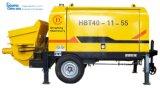 Grote Diesel van de Pomp van Kawasaki de Hoofd/de Elektrische Stationaire Concrete Pomp van de Levering