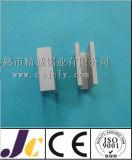 Le divers traitement extérieur de l'aluminium a expulsé des profils, l'extrusion en aluminium (JC-C-90067)