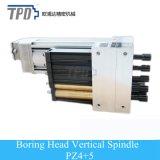 мотор шпинделя AC расточной бабки 1.7kw 6000rpm вертикальный электрический