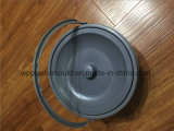 Benna di plastica con la maniglia ed il coperchio per memoria (SLT-1)