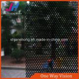Visibilité imprimable d'one-way de vinyle