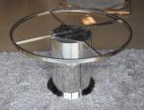 De nieuwe Eettafel van Brum van het Ontwerp met Roestvrij staal