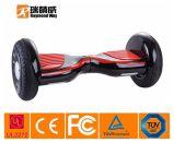 10インチのリチウム電池が付いているHandless 2つの車輪の電気スクーター