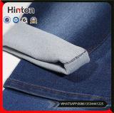 Tessuto poco costoso del denim del tessuto di cotone di 73%Cotton 26.5%Polyster 0.5%Spandex