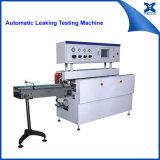 Automatisches Lecken und trocknende Maschine für Aerosol-Dose