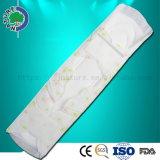 Almofadas sanitárias baratas Ultra-Thin da absorção elevada nova do algodão