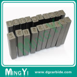Perfurador retangular personalizado do metal do número do alfabeto