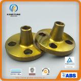 ASME B16.5 Bride aveugle en acier au carbone Bl forgé Bride avec TUV (KT0178)
