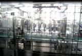 Equipamento de enchimento do líquido automático de confiança da reputação para o frasco grande do volume
