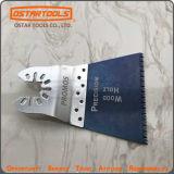 """65mm (2-1/2 """") Hcs青いMultitool Saw 精密歯を搭載する刃"""