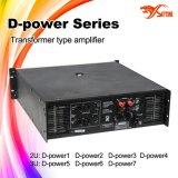 Verkaufsschlager-Verstärker Sytone 2 Kanal-Audioverstärker (D-Energie Serien)