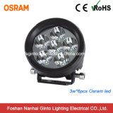 3W * 6PCS Osram 3.5inch LED, die Arbeits-Lampe fährt
