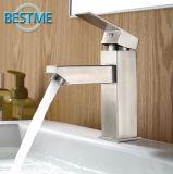 Robinet de lavabo simple du traitement 304# de qualité (BMS-B1005)