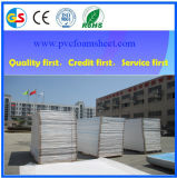 中国の建築材料(1mm-30mm) PVC泡シート