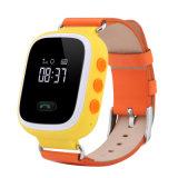Reloj elegante del GPS del monitor del perseguidor del GPS SOS del bebé del cabrito perdido anti del regalo Q60
