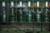 LUF Sj101, O.k. 10.70 van de zaag van LUF Esab voor de Cilinder van LPG