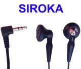 Trasduttore auricolare stereo del metallo di disegno dell'innovazione con il Mic per il telefono mobile