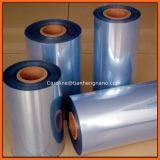 Película rígida do PVC da classe farmacêutica excelente barato comercial de Customing