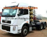 Caminhão do trator do baixo preço 380HP 6X4 FAW CNG/LNG