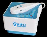 Машина красотки Анти--Puffiness подъема стороны Hifu машины кожи красотки Hifu домашней пользы ультразвуковая
