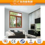 Wy-140gfd 절연제 알루미늄 여닫이 창 통합 Windows