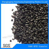 Glace de PA66 25% - granules durcis par fibre pour le matériau d'ingénierie