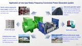 Альтернатор генератора газа 6 Poles трехфазный низкоскоростной безщеточный одновременный