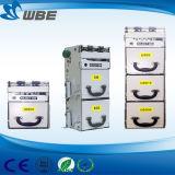 Het online Systeem ATM van de Machine en de Capaciteit van de Kiosk 1000PCS per de Automaat van de Rekening van de Cassette