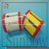 低い煙および高い炎-抑制熱の収縮のマーカーの袖