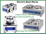 Нержавеющая сталь электрическое Bain Мари самого лучшего продавеца