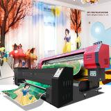 Impressora da tela de Georgette com definição da largura de cópia 1440dpi*1440dpi das cabeça de impressão 1.8m/3.2m de Epson Dx7 para a impressão da tela diretamente