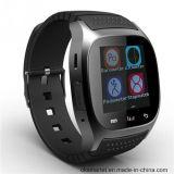Herstellenintelligente Uhr M26 des stütz-IOS-Bluetooth Stoss-Mtk2501 Bt3.0