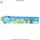 Grille de tabulation flexible de PVC de prix bas d'OEM pour la promotion (YH-PVC002)
