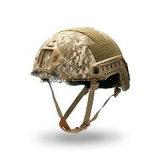 Nij III速く弾道ケブラーのPEの防弾ヘルメット