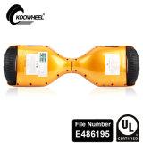 Ce de équilibrage RoHS de Hoverboard d'E-Scooter de véhicule électrique de panneau de vol plané d'individu